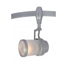 Спот Arte Lamp A3056PL-1SI серебро