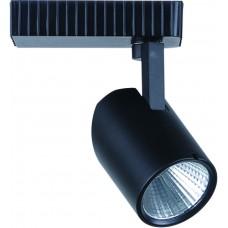 Трековый светодиодный светильник Arte Lamp A3607PL-1BK Track Lights 7W 4000K