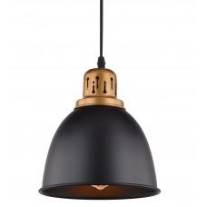 Люстра лофт Arte Lamp A4245SP-1BK черный