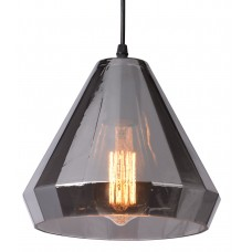 Люстра лофт Arte Lamp A4281SP-1SM дымчатый