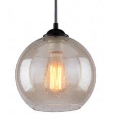 Подвесной светильник Arte Lamp A4285SP-1AM янтарный