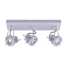 Спот Arte Lamp A4300PL-3WH белый