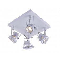 Светильник спот Arte Lamp A4300PL-4WH белый