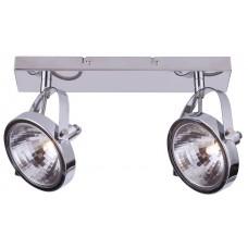 Спот Arte Lamp A4506PL-2CC Alieno
