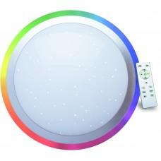 Управляемый светодиодный светильник Arte Lamp A5060PL-1WH белый 60 Вт 3000-6000K