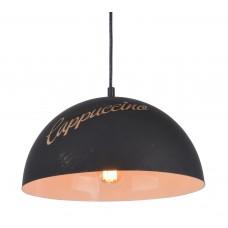 Люстра лофт Arte Lamp A5063SP-1BN черно-золотой