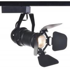 Трековый светильник Arte Lamp A5319PL-1BK Track Lights GU10