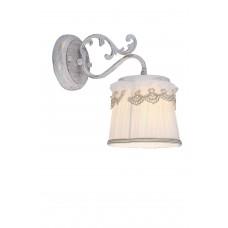 Бра Arte Lamp A5709AP-1WG бело-золотой