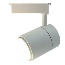 Трековый светодиодный светильник Arte Lamp A5750PL-1WH белый 50 Вт 4000K