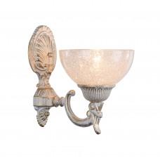 Бра Arte Lamp A5861AP-1WG бело-золотой