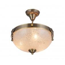Потолочная люстра Arte Lamp A5861PL-3AB античная бронза
