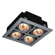"""Светильник """"кардан"""" Arte Lamp A5930PL-4SI Cardani"""