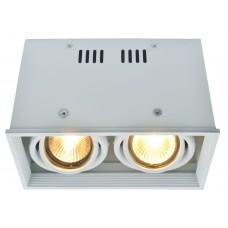 """Светильник """"кардан"""" Arte Lamp A5942PL-2WH Cardani"""