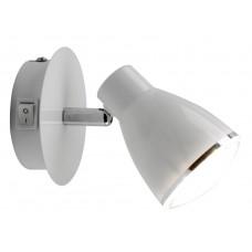Светильник спот Arte Lamp A6008AP-1WH Gioved 5 Вт черный