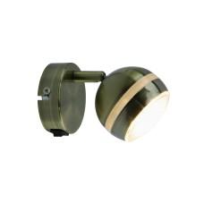 Светодиодный спот Arte Lamp A6009AP-1AB античная бронза 5 Вт 3000K