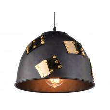 Люстра лофт Arte Lamp A6023SP-1BK черный