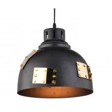 Люстра лофт Arte Lamp A6024SP-1BK черный