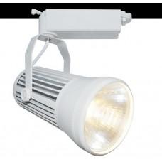 Трековый светодиодный светильник Arte Lamp A6330PL-1WH Track Lights