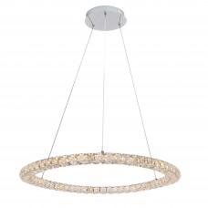 Подвесная светодиодная люстра Arte Lamp A6704SP-1CC хром 36 Вт 3000K