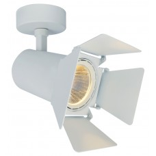 Светильник спот светодиодный Arte Lamp A6709AP-1WH белый 9 Вт 4000K