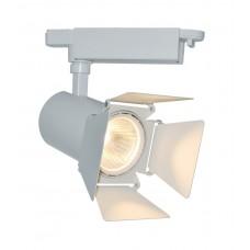 Трековый светодиодный светильник Arte Lamp A6720PL-1WH Track Lights 20W 4000K