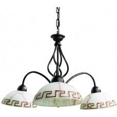 Подвесная люстра Arte Lamp A6884LM-3BR Rustica