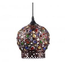 Подвесной светильник Arte Lamp A7078SP-1CK шоколад
