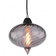 Подвесной светильник Arte Lamp A7171SP-1SM дымчатый