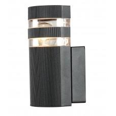 Уличный настенный светильник Arte Lamp A8162AL-1BK черный