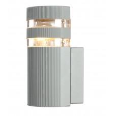 Уличный настенный светильник Arte Lamp A8162AL-1GY серый