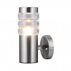 Уличный настенный светильник Arte Lamp A8381AL-1SS Portico