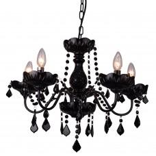 Подвесной светильник Arte Lamp A8918LM-5BK черный