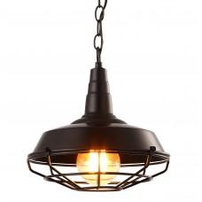 Люстра лофт Arte Lamp A9181SP-1BK черный