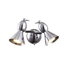 Спот Arte Lamp A9229AP-2CC хром