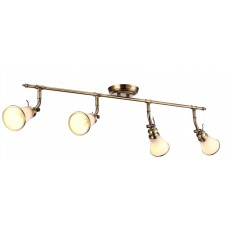 Спот Arte Lamp A9231PL-4AB Vento