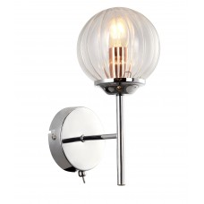 Бра лофт Arte Lamp A9276AP-1CC хром