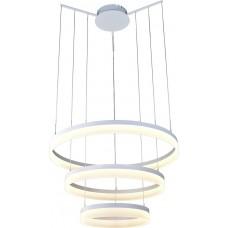 Люстра светодиодная подвесная Arte Lamp A9300SP-3WH Rotondo