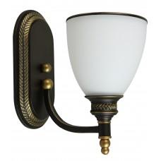 Бра с выключателем Arte Lamp A9518AP-1BA античный черный