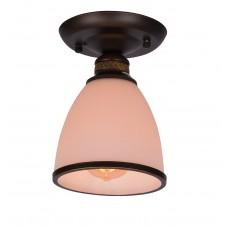 Светильник потолочный Arte Lamp A9518PL-1BA античный черный