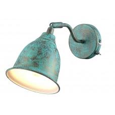 Спот Arte Lamp A9557AP-1BG старая медь