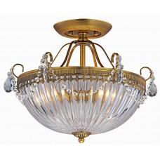Потолочная люстра Arte Lamp A4410PL-3SR