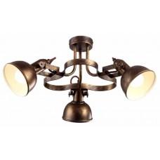 Потолочная люстра Arte Lamp A5216PL-3BR