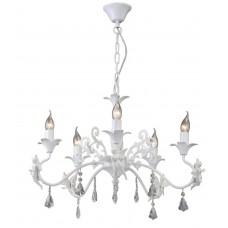 Подвесная люстра Arte Lamp A5349LM-5WH