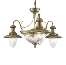 Подвесная люстра Arte Lamp A5518LM-2-3AB