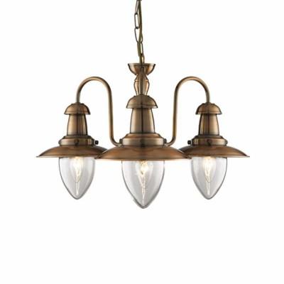 Подвесная люстра Arte Lamp A5518LM-3RB