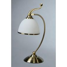 Настольная лампа Brizzi MA 02401T/001 Bronze