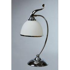 Настольная лампа Brizzi MA 02401T/001 Chrome