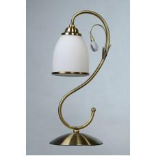 Настольная лампа Brizzi MA 02640T/001 Bronze