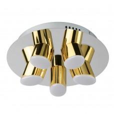 Потолочный светодиодный светильник Regenbogen Life 609013505 Фленсбург 20 Вт 3200К Хром