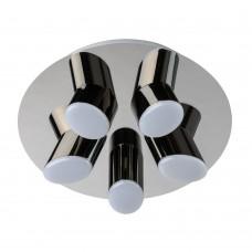 Потолочный светодиодный светильник Regenbogen Life 609013605 Фленсбург 20 Вт 3200К Хром